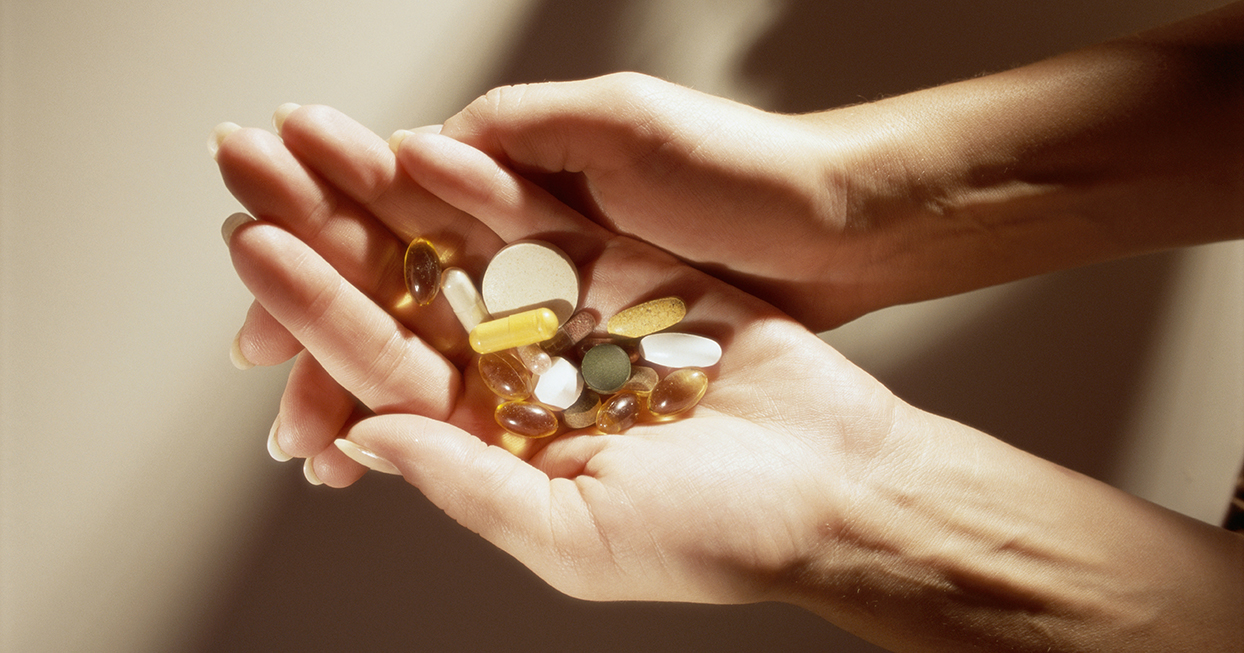 The Best Anti-Aging Supplements, According to Doctors