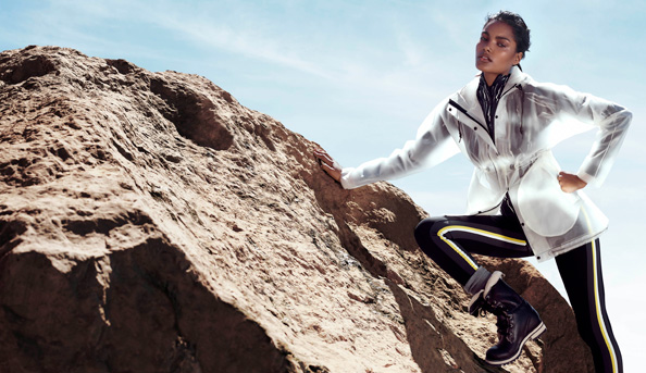 Net-a-Porter Launches Luxury Activewear Site