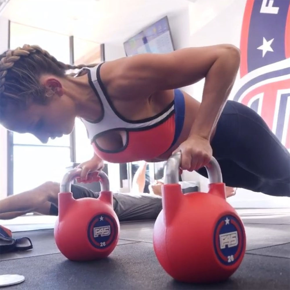 The F45 Training HIIT Workout That You Can Do In Your Own