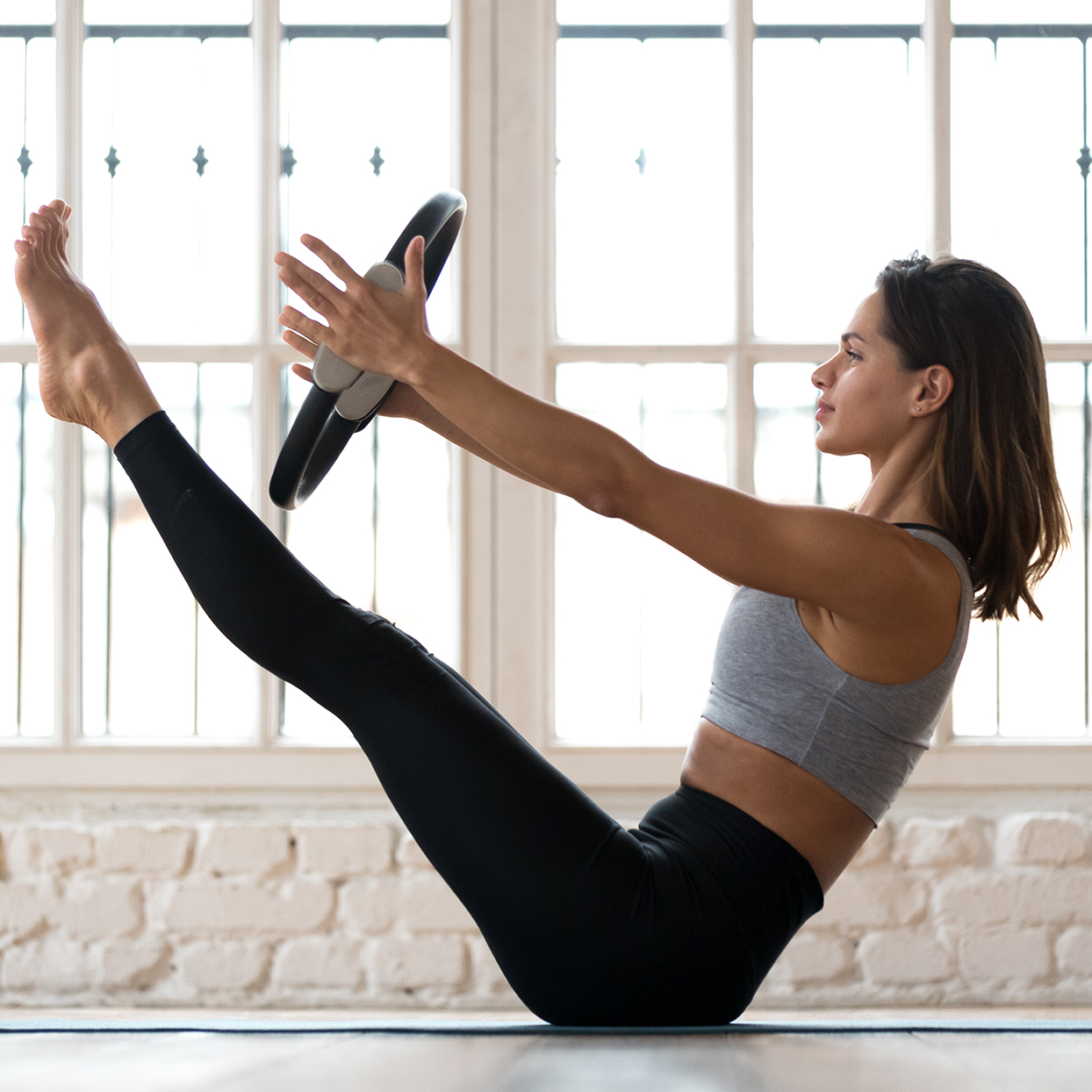 Pilates Workout For A Strong Upper Body Shape Magazine