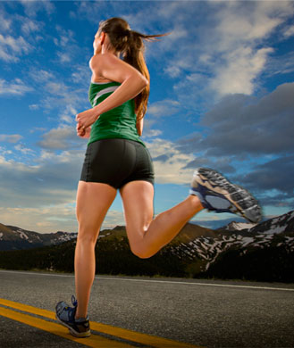 fun running workouts and tips  shape magazine
