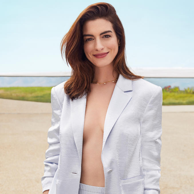 Anne Hathaway Opens Up About Her History With Rage: Shape Magazine: Diet, Fitness And Beauty Features, With An