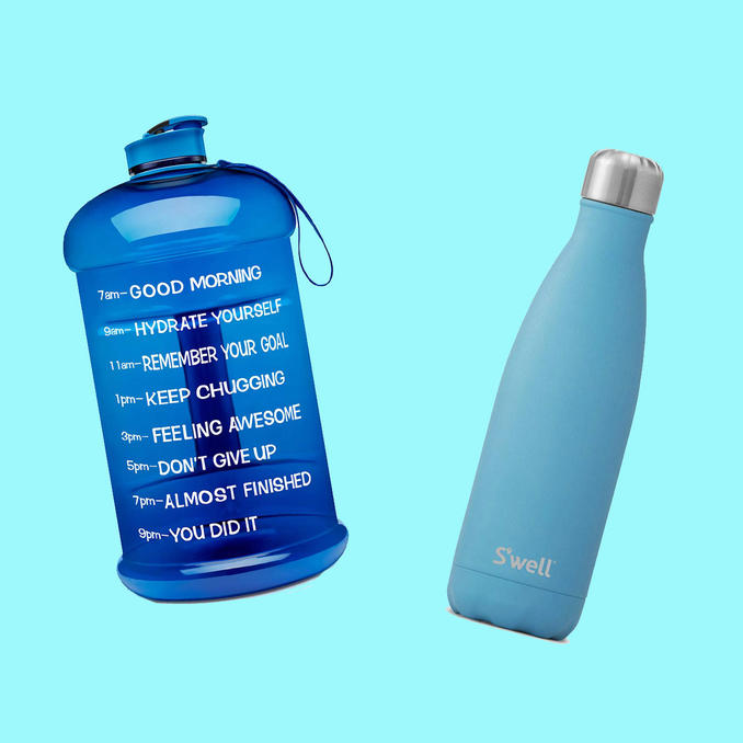337edc23188a44 The 17 Best Water Bottles for 2019. From insulated water bottles to ...