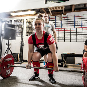 How One Woman Swapped Cheerleading for Powerlifting and Found Her Strongest Self Ever