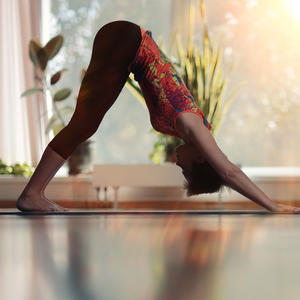 This Yoga Routine Will Jumpstart Your Morning