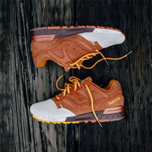 There's Now a Pumpkin Spice Sneaker--Naturally