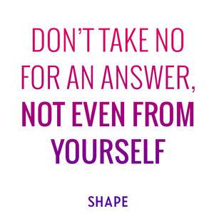 Motivation Shape Magazine