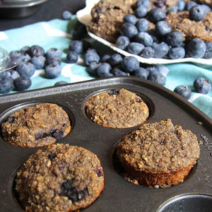 The Best Blueberry Protein Muffin Recipe of All Time