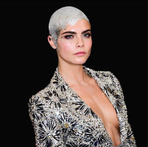Cara Delevingne Responded to Questions About Her Buzz Cut In the Best Way