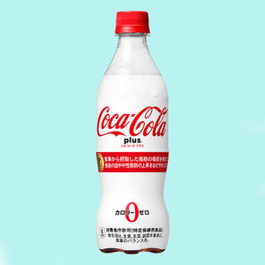 New Coke Plus Diet Soda Is Claiming to Do Wonders for Your Health