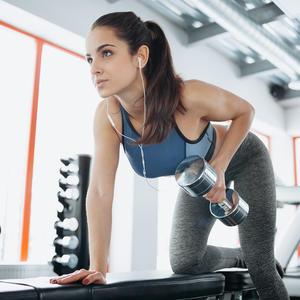dumbbell workouts | Shape Magazine