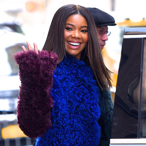 Gabrielle Union Is Launching a Beauty Line Made for Textured Hair