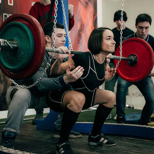 How One Woman Healed Her Body With Powerlifting--and Then Became a Female World Champion