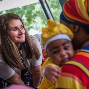 Melinda Gates Vows to Empower Women Around the World By Giving Them Access to Contraception