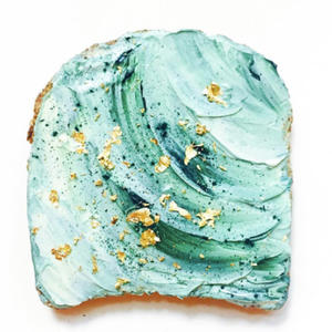 Mermaid Toast Is Here and It's Absolutely Magical