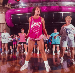 Fitness Guru Richard Simmons Officially Closes His Studio With an Emotional Farewell