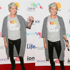 Shannen Doherty Dances the Pain Away After Chemo