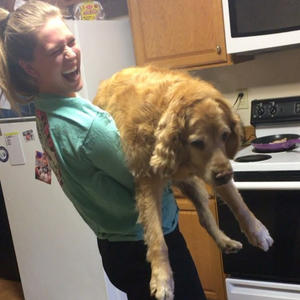 13b517c0 #SquatYourDog Is the Cutest Workout Trend to Take Over Instagram