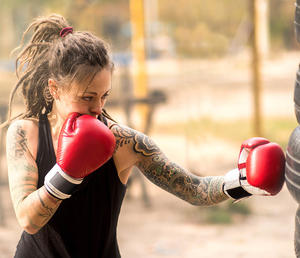 The Weird Way Tattoos Can Mess with Your Workouts