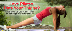 Pilates for Pink with Mari Winsor: Target Problem Areas with These Pilates Exercises