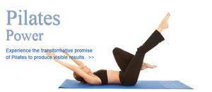 Power of Pilates Exercise