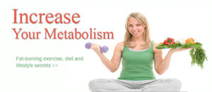 Ways to Increase Metabolism