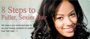 Get Fuller, Sexier Hair