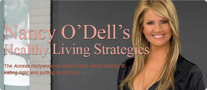 Nancy O'Dell's Healthy Living Strategies