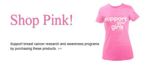Shop Pink: Products Supporting Breast Cancer Research and Awareness Programs