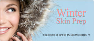 Winter Skin Prep