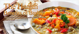The Health Benefits of Barley