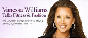 Vanessa Williams Talks Fitness & Fashion