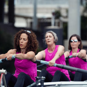 These Breast Cancer Survivors Are Rowing Because They CAN