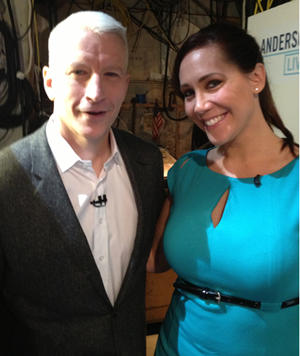 SHAPE and Stacy London on Anderson Live