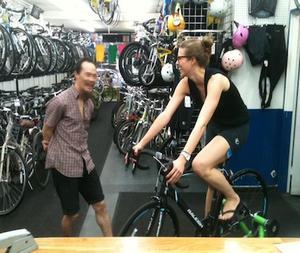 If the Bike Fits...Ride It!