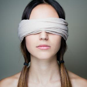 Would You Try Blindfold Yoga?