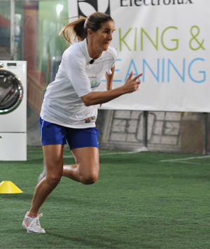 Brandi Chastain's Healthy Living Secrets