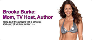 Brooke Burke on Healthy Life Balance (When You're Not Always Perfect)