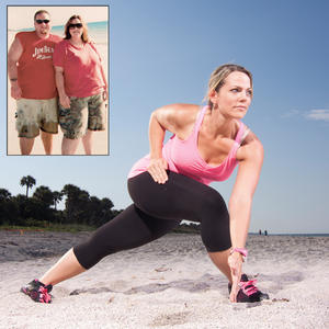 How SHAPE Reader Caitlin Flora Lost 182 Pounds