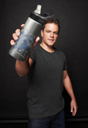 Gift for a Fitness Fanatic: CamelBak Groove bottle