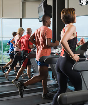 The Best Workouts for a Crowded Gym