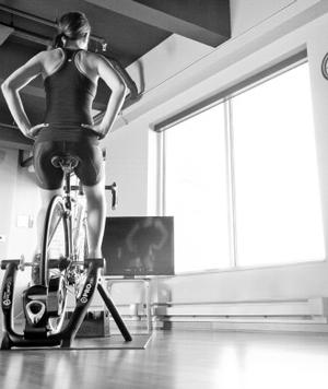 The Case for Indoor Biking in Spring