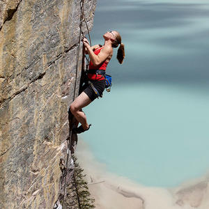 5 Moves New Rock Climbers Should Do