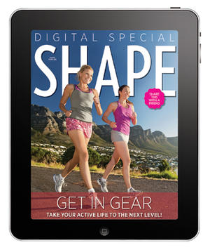 Get in Gear with SHAPE's iPad App!