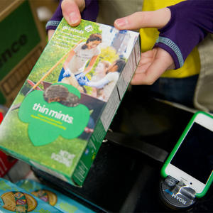 Girl Scout Sells Record 21,000 Boxes of Cookies