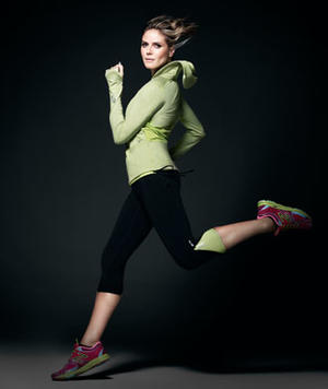 Cute New Workout Clothes from Heidi Klum