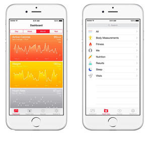 5 Cool Things the New Apple Health App Can Do