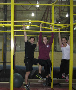 We Tried It: Chelsea Piers Athlete's Camp