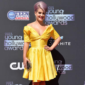 Kelly Osbourne's Launching a Clothing Line