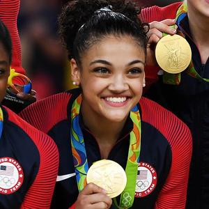 Why We Love Olympic Gymnast Laurie Hernandez